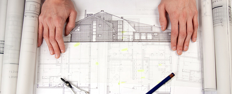 House Plan Drafting - O\'Leary Building Centre Ltd.